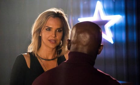 Olivia Plans on Leaving - Midnight, Texas Season 1 Episode 9