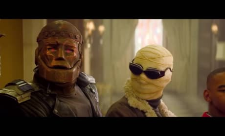 Doom Patrol Gets February Premiere Date - Watch First Teaser