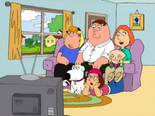Family Guy - Death Has a Shadow (1999)