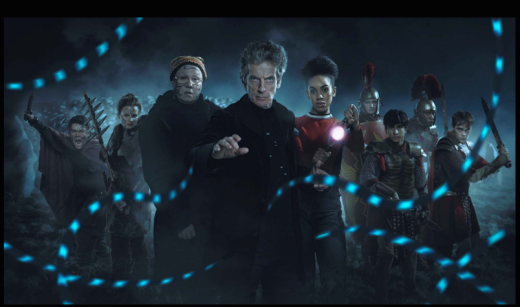 Into the Darkness - Doctor Who