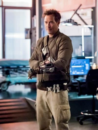 Nash - The Flash Season 6 Episode 17