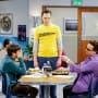 Furious With Sheldon - The Big Bang Theory