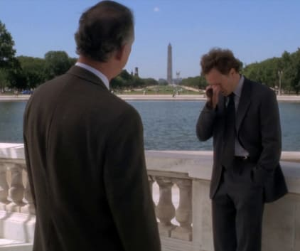 Frustration - The West Wing