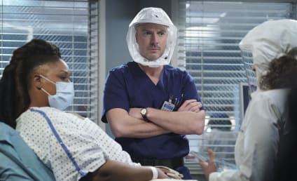 Grey's Anatomy Season 17 Episode 10 Review: Breathe