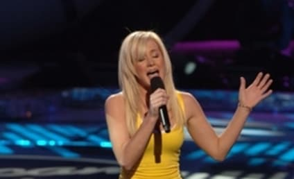 American Idol Results Show: Kellie Picker Shines, Antonella Barba Remains