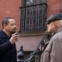 Fin Interviews Someone - Law & Order: SVU Season 20 Episode 12