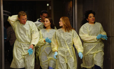 Team on the Case - Grey's Anatomy Season 11 Episode 23