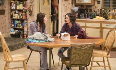 Calm Talk - Roseanne Season 10 Episode 3