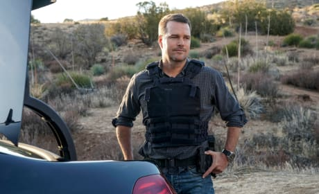 Internal Affairs - NCIS: Los Angeles