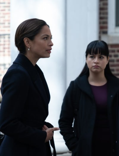 The sisters disagree on the plea - Burden of Truth