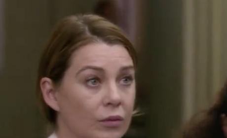 Finale Meredith - Grey's Anatomy