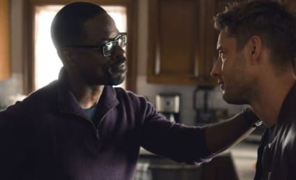 This Is Us Team Explains Emotional Kevin and Randall Moment