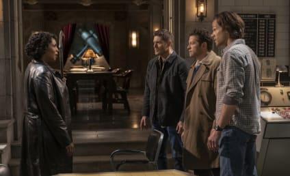 Supernatural Season 15 Episode 18 Review: Despair
