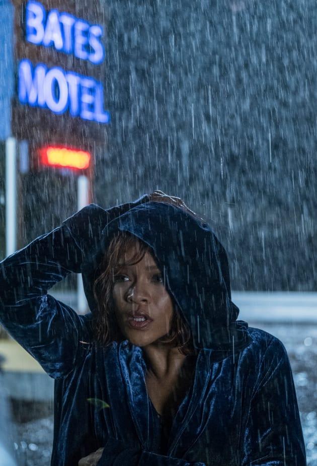 Rihanna Rained Out - Bates Motel