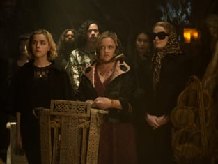 A Bad Day at the Coven - Chilling Adventures of Sabrina