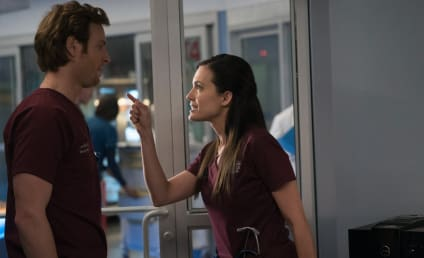 Chicago Med Season 1 Episode 10 Review: Clarity