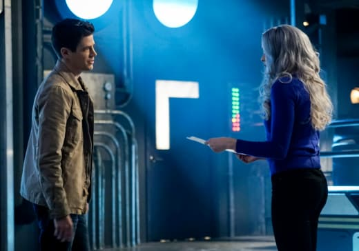 Killer Frost Has A Plan - The Flash Season 5 Episode 11