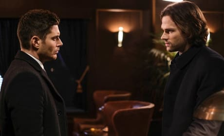 Sam And Dean Talk - Supernatural Season 13 Episode 15