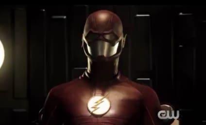 The Flash Teaser: Leave Em Wanting More...