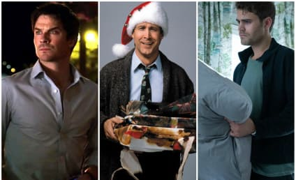 What to Watch: A Salvatore Brothers Reunion, Last Pre-Crisis Arrow, Christmas Goes Crazy & More