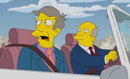 Watch The Simpsons Online: Season 32 Episode 7