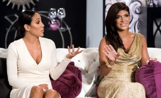 Waiting For the Husbands - The Real Housewives of New Jersey