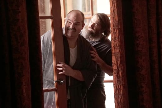 Todd and Tandy - The Last Man on Earth Season 4 Episode 14