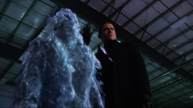 Captain Cold aka Leonard Snart - The Flash