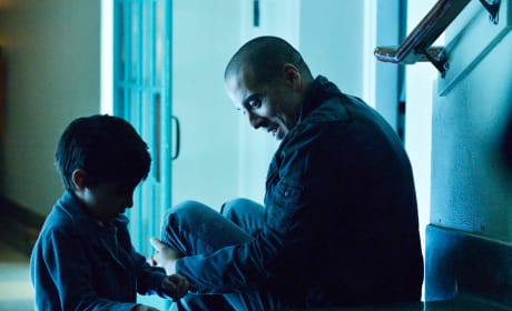 Does Ramse Have A Son? - 12 Monkeys Season 1 Episode 8
