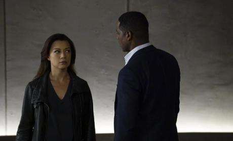 Melinda Confronts Andrew - Agents of S.H.I.E.L.D. Season 3 Episode 7