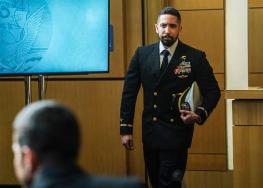 Testimony Unknown - SEAL Team Season 4 Episode 11