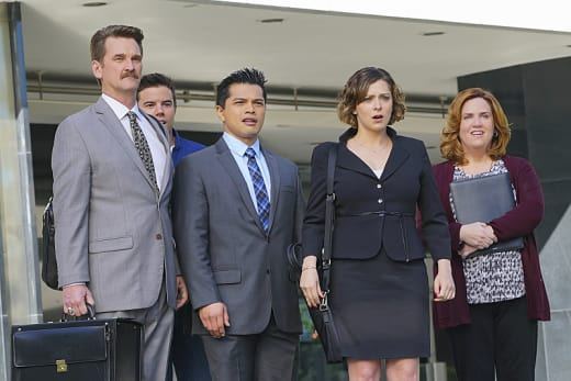 Heading to L.A. - Crazy Ex-Girlfriend