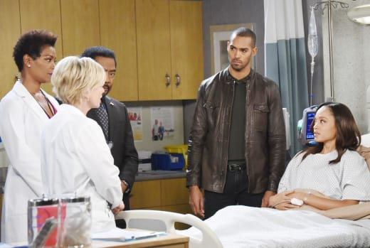 Kayla Gives Bad News - Days of Our Lives