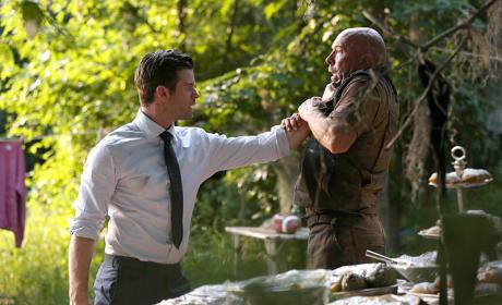 Angry Elijah - The Originals Season 3