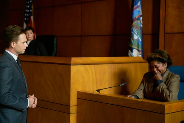 What's Going On Here Then? - Suits Season 5 Episode 15