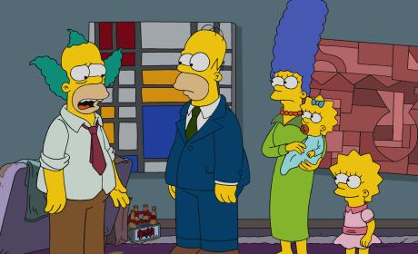 Krusty's Career - The Simpsons