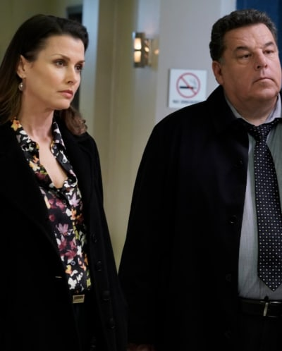 Erin and Anthony Investigate - Blue Bloods Season 9 Episode 17