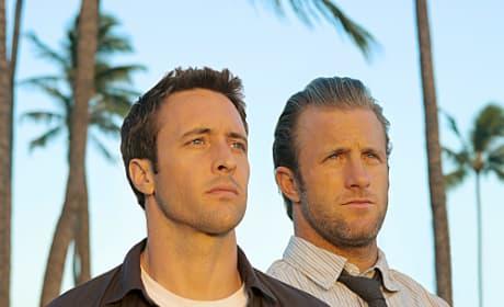 Hawaii Five-O Stars