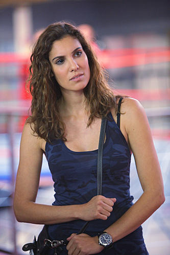 Kensi Works Out