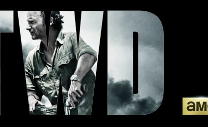 The Walking Dead Season 6 Key Art: Deep in Thought
