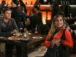 Mindy and Ben at dinner  - The Mindy Project
