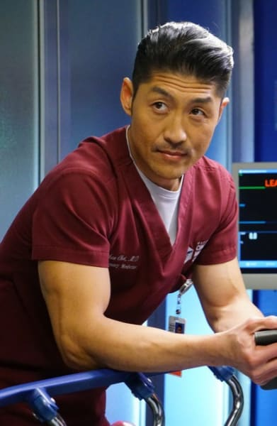 After the Reveal - Chicago Med Season 5 Episode 18
