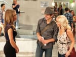 Kellie Pickler Arrives on 90210
