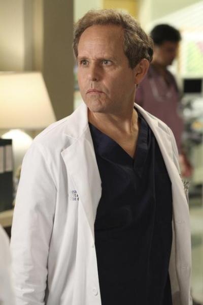 Bossing Around Karev