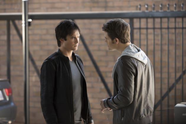 Salvatore Scheming - The Vampire Diaries Season 8 Episode 8