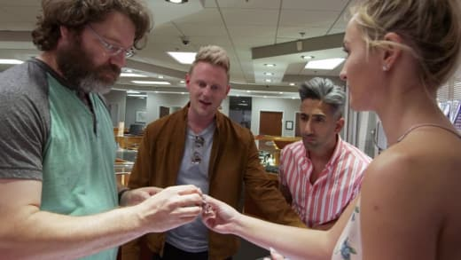 Engagement Ring - Queer Eye Season 2 Episode 2