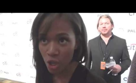 Nicole Beharie PaleyFest Interview