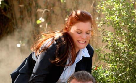Katee Sackhoff on CSI