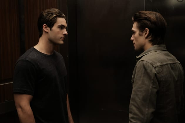 An Unlikely Pair - Teen Wolf Season 6 Episode 20