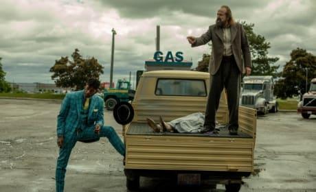 Zorya's Final Farewell - American Gods Season 2 Episode 2